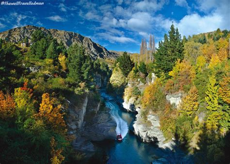 shotover river jet boat ride new zealand thewelltravelledman shotover jet queenstown new