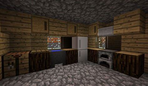 minecraft kitchen furniture 22 mine craft kitchen designs decorating ideas design
