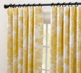 Walmart Draperies Curtains Kelleytime Mellow Yellow