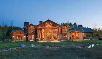 log home mansions jackson hole wy handcrafted log home by precisioncraft
