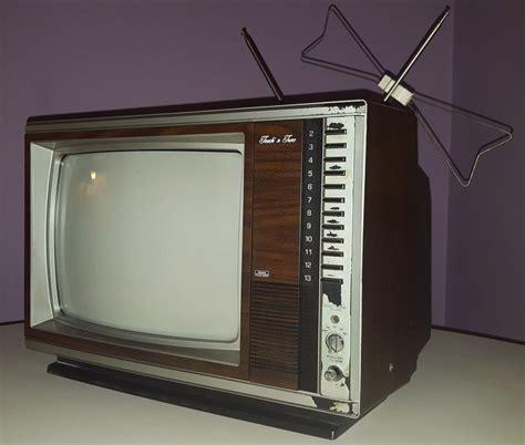 Vintage Set Af sears touch n tune vintage television set 13 inch color tv