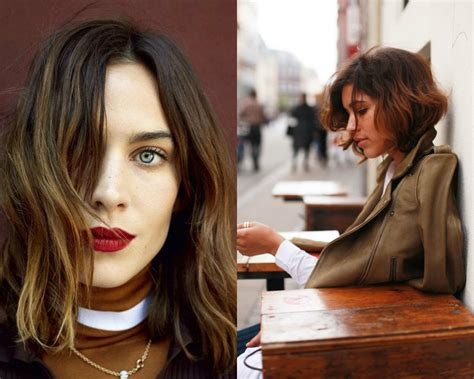 hairstyles 2017 brunette follow the trend wavy bob hairstyles 2017 hairdrome com