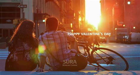 valentines in vancouver sura korean royal cuisine restaurant news happy