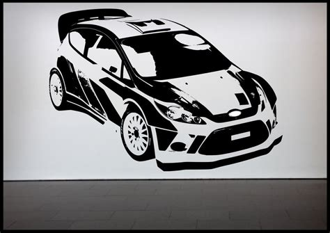 cars wall sticker rally car racing car wall sticker bedroom decal mural wall