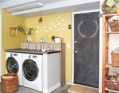 garage laundry room design 7 diy ideas for a laundry nook in the garage and 3 things i wouldn t repeat