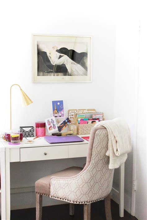 Home Makeover Giveaways - desk makeover giveaway laura lily