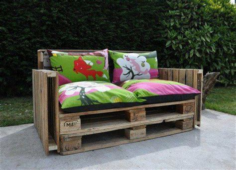 how to make cushions for a pallet couch diy how to make pallet sofa or couch wooden pallet