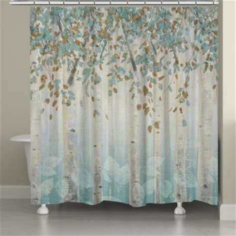 Blue And Grey Shower Curtains Buy Blue And Grey Shower Curtains From Bed Bath Beyond