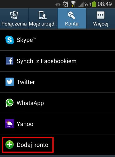 Mba Exchange Uq by Jak Skonfigurować Pocztę Na Urządzeniu Z Systemem Android