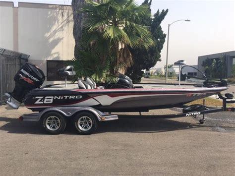 nitro z6 bass boats for sale 2013 nitro z6 bass boats boats for sale
