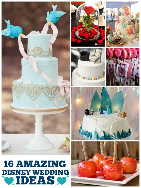 Diy Home Decorations Ideas by 16 Amazing Disney Wedding Details And Inspiration