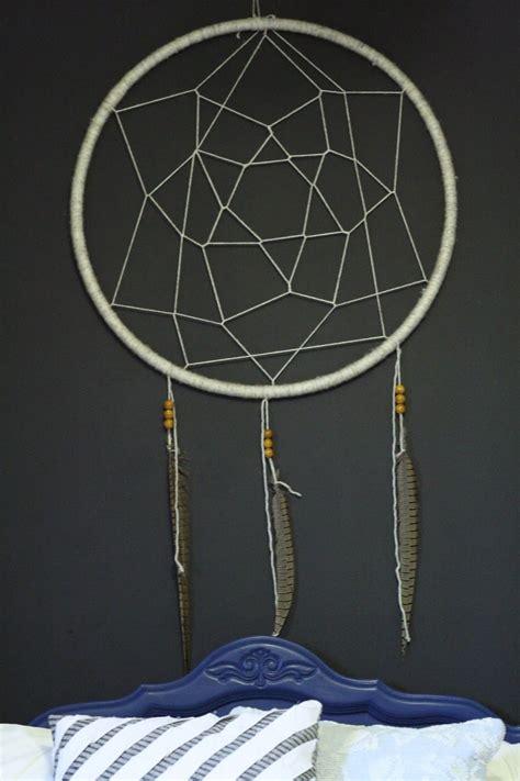 dreamcatcher hoop diy hula hoop dream catcher pinterest hoop dreams