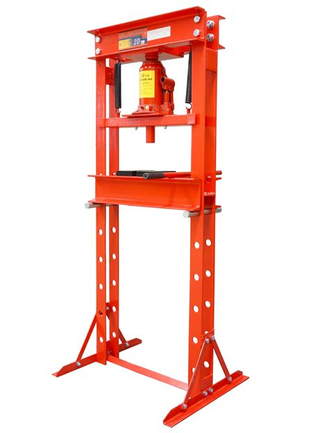 10 tonne hydraulic floor press 20 ton shop floor press workshop hydraulic 20 tonne floor