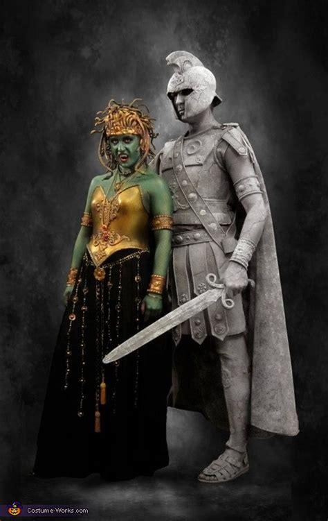 medusa  stone soldier costume