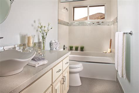 how to build a new bathroom how to make a small bathroom look larger
