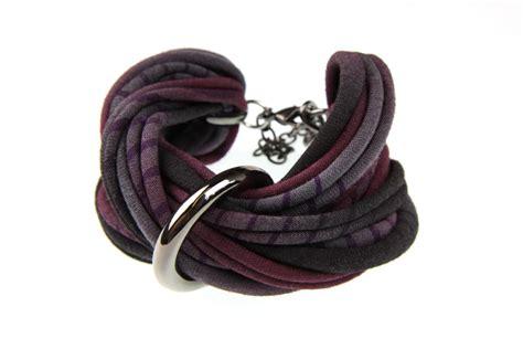 Chunky Bangles Unique Jewelry Braided Fabric Bracelet Bangle Boho Cuff Friendship Women Tribal