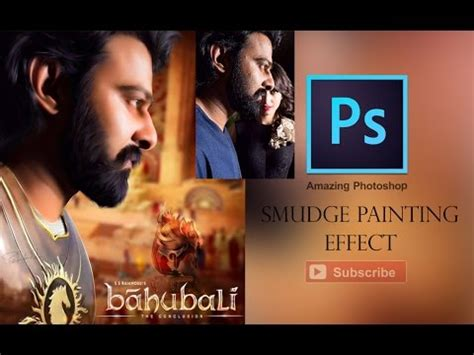 tutorial smudge photoshop cc photoshop cc tutorial smudge painting skin and hair