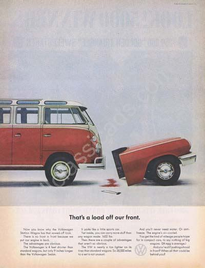 volkswagen wagon 1960 volkswagen based vintage collectable ads