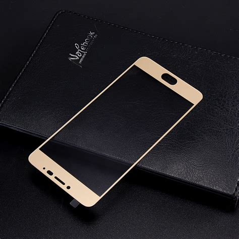 Tempered Glass Meizu M3 Note makibes tempered glass for meizu m3 note meilan note 3 gold