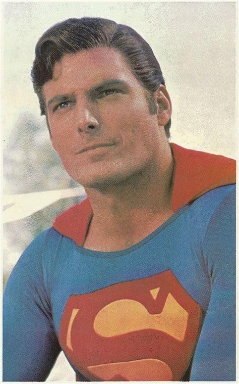 christopher reeve information christopher reeve superman superman pinterest