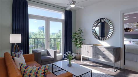 living room platform unbounded at platform apartments in atlanta