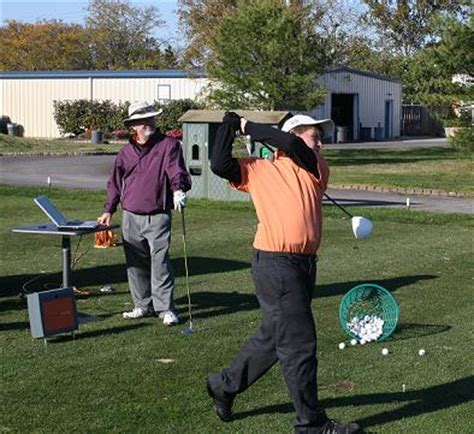 swing direction trackman open trackman at wheat road for demo day john appleget