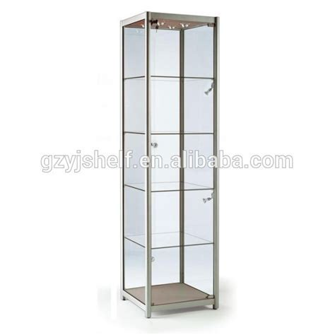 Rotating Mirror Jewelry Cabinet,Electric Rotating Display