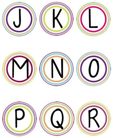 printable letters bulletin boards free printable letters for bulletin boards theveliger