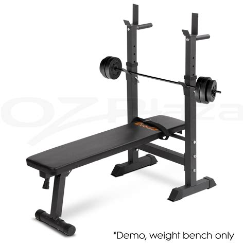 weight bench squat adjustable weight bench fitness home multi gym flat press