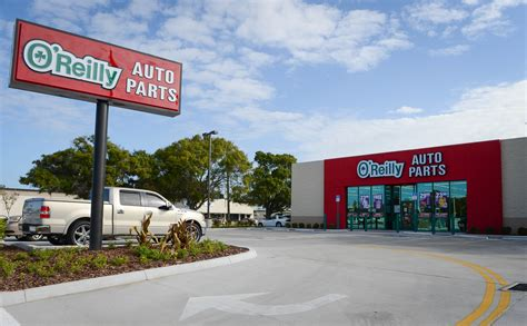 o reilly auto parts grand openings