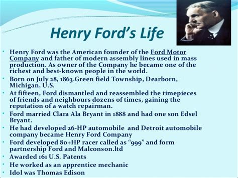 ford motor company research paper henry ford essay reportz725 web fc2