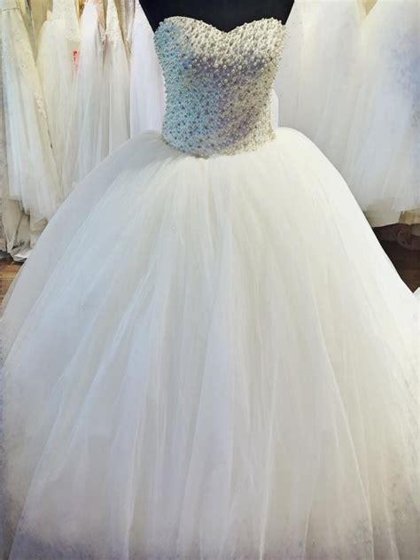 Robe De Mariée Princesse Bustier Paillette - robe de mari 233 e princesse paillette