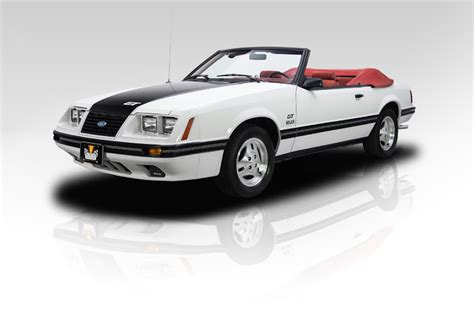 low mileage mint condition 84 mustang gt convertible is a
