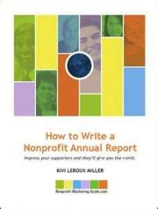 nonprofit annual report templates 25 best ideas about annual report covers on