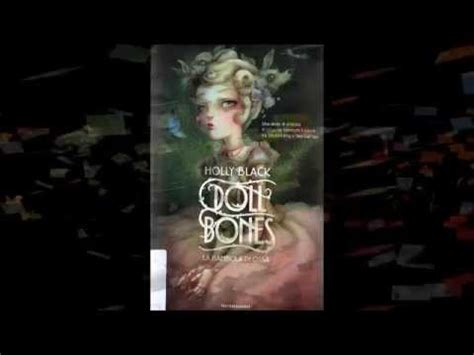 libro doll bones doll bones la bambola di ossa book trailer1 book hunter youtube
