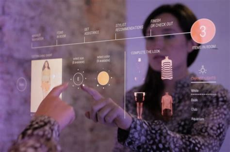 Retail Trends Ralph Polo by The Future Of The Fitting Room Insider Trends