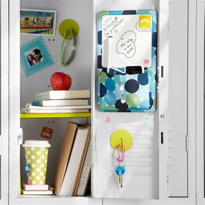 Locker Decorations by Organizing Your Locker Nerdy School