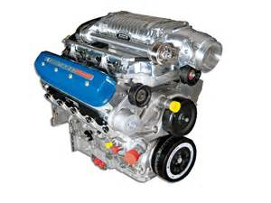 Chevrolet 427 Crate Engine 427 Air Attack Ls7 Supercharged Crate Engine