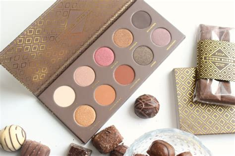 Zoeva Eyeshadow Palette Review zoeva cocoa blend eyeshadow palette review the sunday