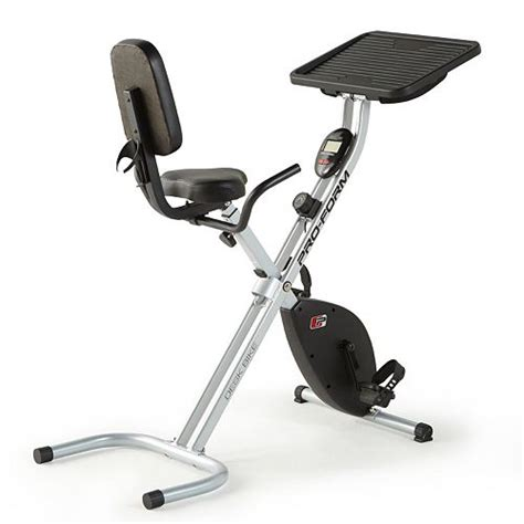 Kohls Proform Desk X Bike Exercise Bike 161 49 30