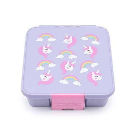 Lunch Box 5 Sekat Unicorn lunch box co bento 5 unicorn babybento