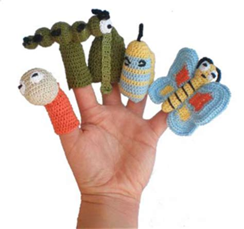 Handmade Finger Puppets - wholesale educational handmade finger and puppets