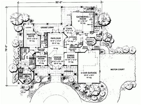 antebellum floor plans eplans antebellum house plan four bedroom antebellum 4233 square and 4 bedrooms from