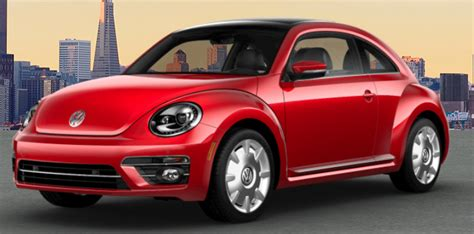 2019 Volkswagen Bug by What Are The Color Options For The 2019 Vw Beetle