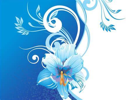 wallpaper blue flowers white background 20 blue flower backgrounds wallpapers freecreatives