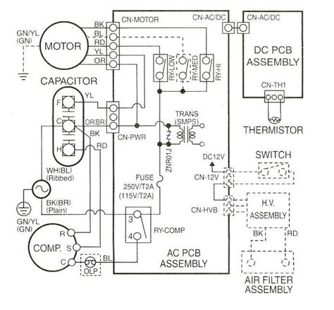 burner wiring diagram efcaviation