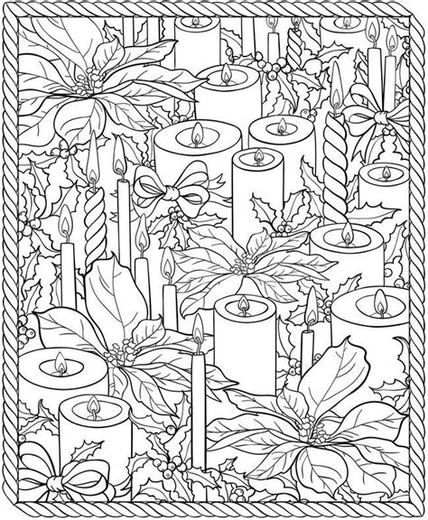 winter coloring pages for adults coloring pages coloring home