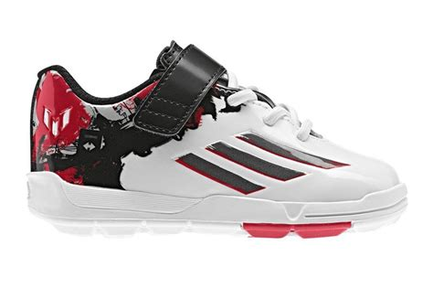 new adidas infants boys messi el performance casual trainers shoes size 4 9 uk ebay