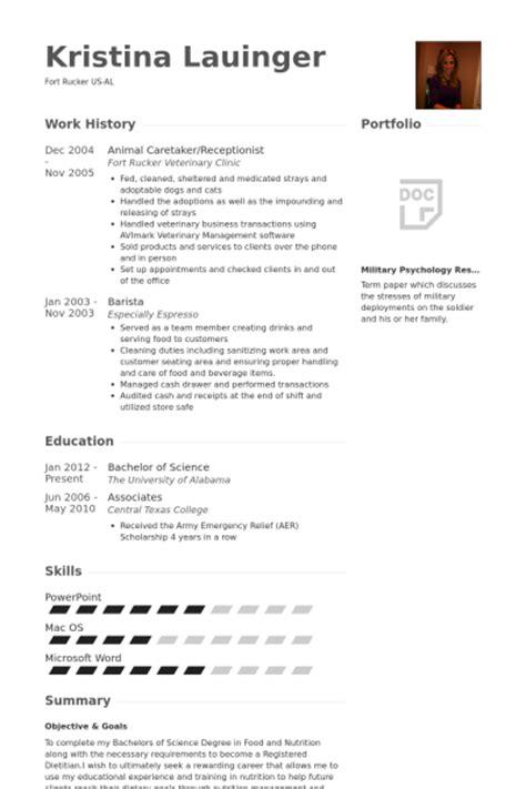 Vets Resume Builder by Veteran Resume Resume Badak Cna Resume No Experience