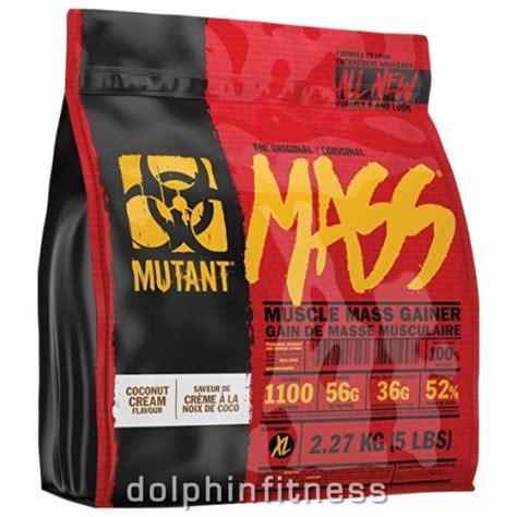 Mutant Mass Vanila 6 8 Kg mutant mass 2 27 kg